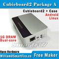 Cubieboard2 Package A = cubieboard2 + case A20 1G DDR3 Dual core Cortex-A7