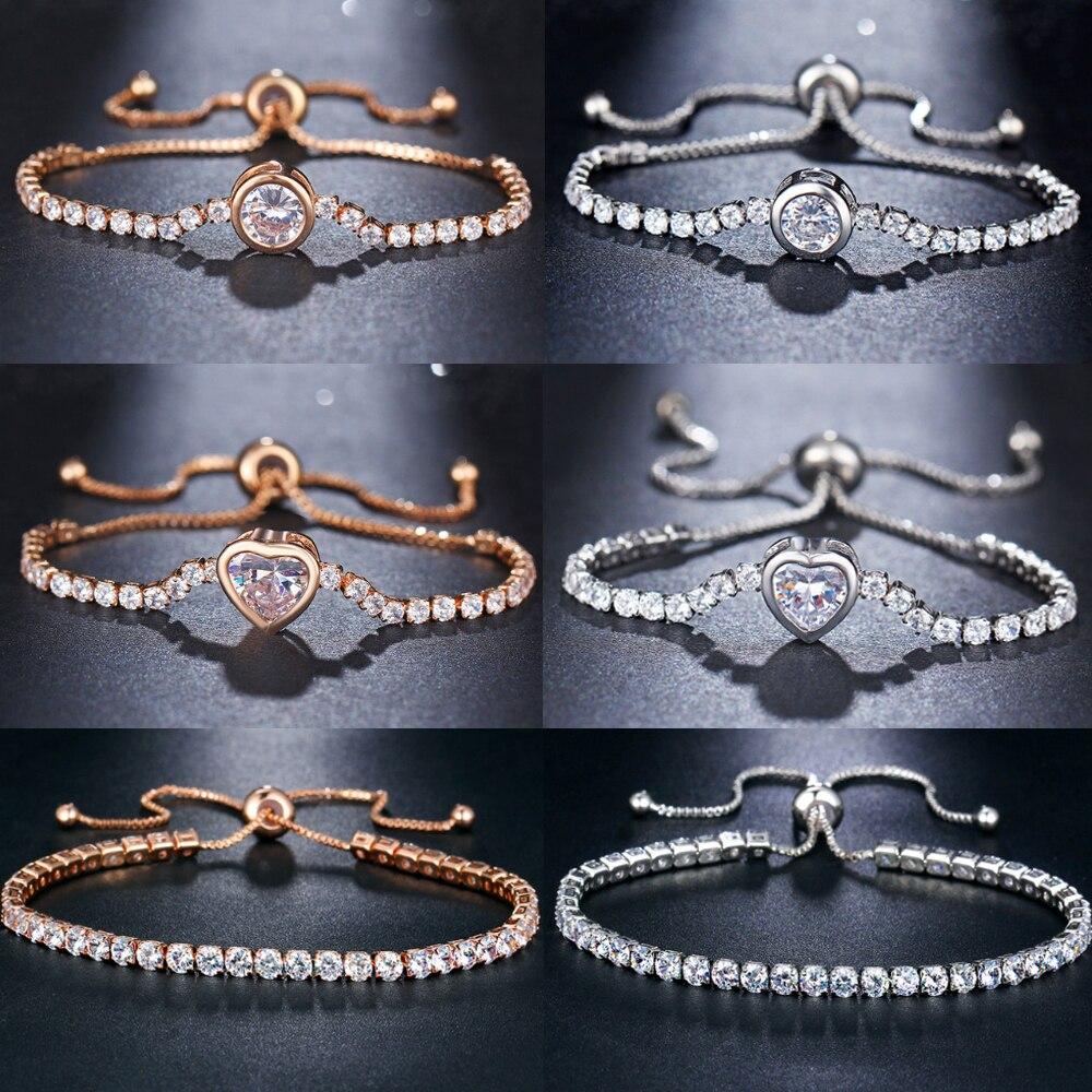 Women's Romantic Elegant Gold and Silver Bracelet Bracelets Jewelry Women Jewelry