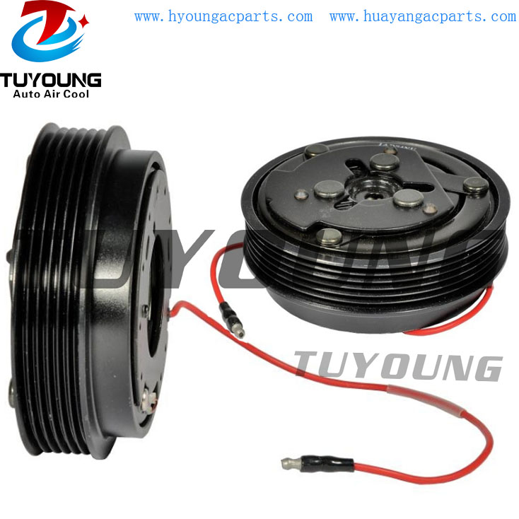 7h15 709 Auto Ac Compressor Clutch For Citroen Fiat Ducato Peugeot 405 125mm 6pk New Varieties Are Introduced One After Another Auto Replacement Parts