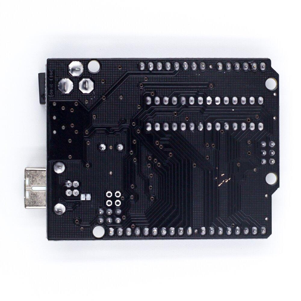 Tablero de desarrollo Kuongshun Electronics UNO R3 Mega328P para arduino Diy Kit hecho en China