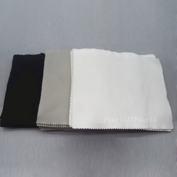 Wholesale 15cm x15cm Individually Packed LOGO Customized Polishing Cloth For Jewellery Cleaning
