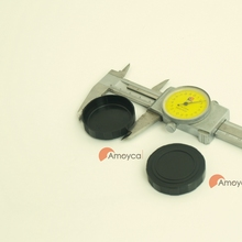 M40 40mm Caps lens covers for CCTV lens binoculars, spotting scopes and telescopes, and Optica device
