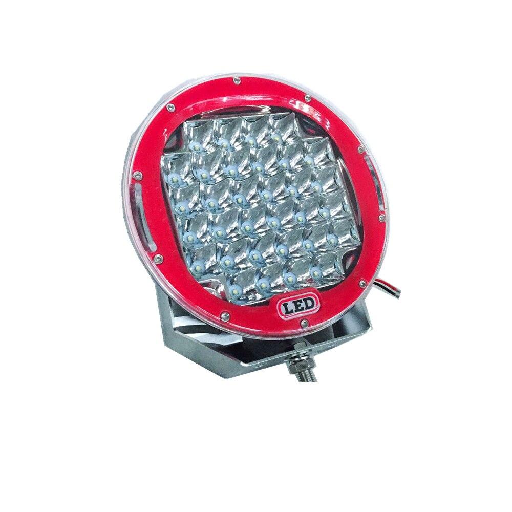 9 дюймовый водонепроницаемый 320 Вт прожектор/точечный светодиодный рабочий свет бар водонепроницаемый CE RoHS внедорожный грузовик Автомобил