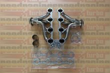 FOR FORD-289-302-351-V8-SMALL-BLOCK-HUGGER-STAINLESS-MANIFOLD-TIGHT-FIT-HEADER цена