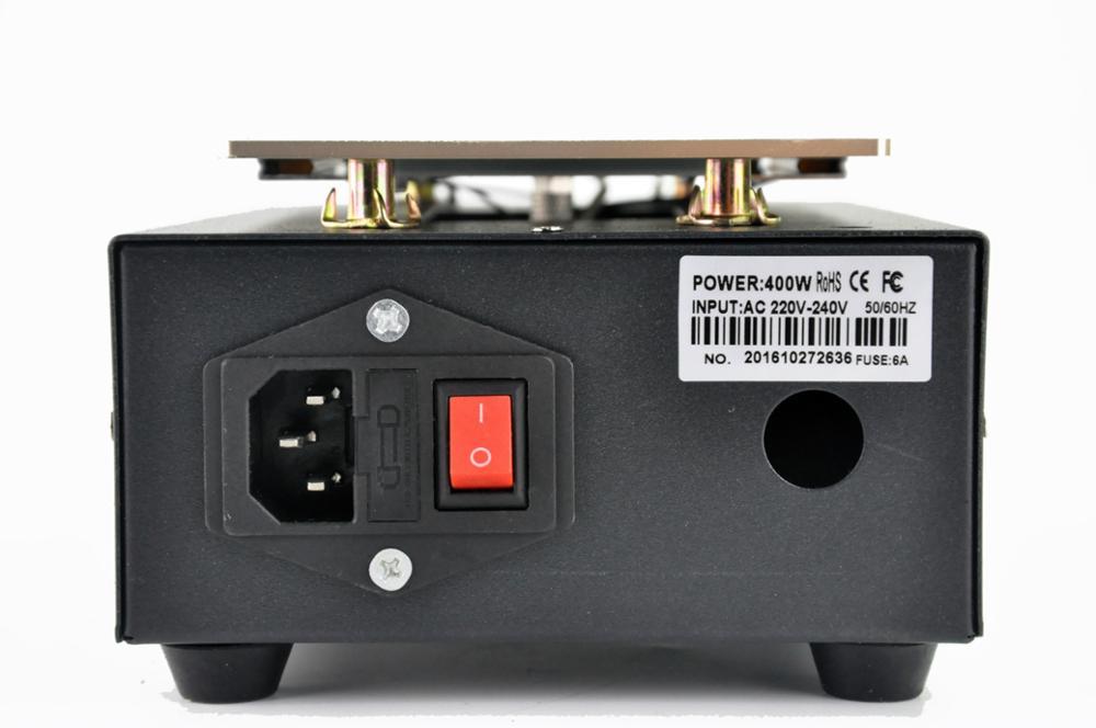 Купить с кэшбэком UYUE 948S+ LCD Separator Machine Build-in Pump Vacuum Screen Repair Machine Kit For Smart Phone iPhone /Samsung