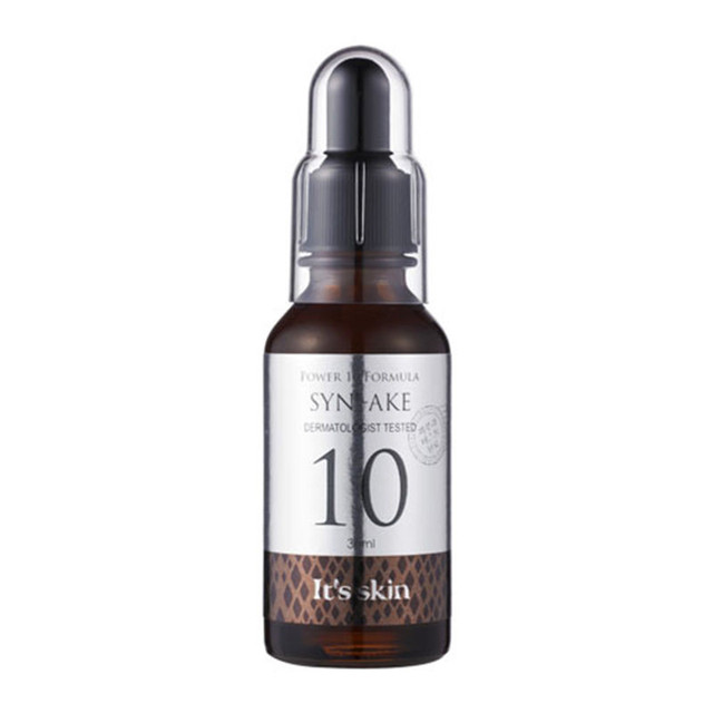 IT'S SKIN POWER 10 FORMULA Syn Ake Effector 30mL Face Skin Care Moisturizing  Whitening Anti-Aging Korean Cosmetics 1pcs