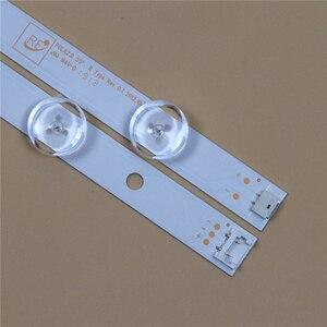 Image 5 - TIVI LED Thanh Cho LG 55LN5758 55LN575R 55LN575S 55LN575U Đèn Nền Dải L R Bộ 12 Đèn LED Ống Kính 14 ban nhạc Pola2.0 55 inch