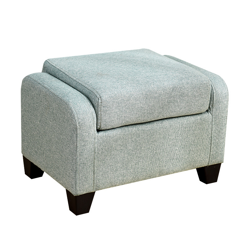 Fabric Sofa Stool Clothing Store Creative Small Stool Combination Long Strip Sofa Coffee Table Foot Bench For Shoes Bench Good Heat Preservation Children Furniture Furniture
