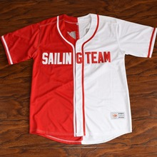 5bf7f5b9 MM MASMIG Boat - Lil Yachty 44 Sailing Team Baseball Jersey Stitched White  Red