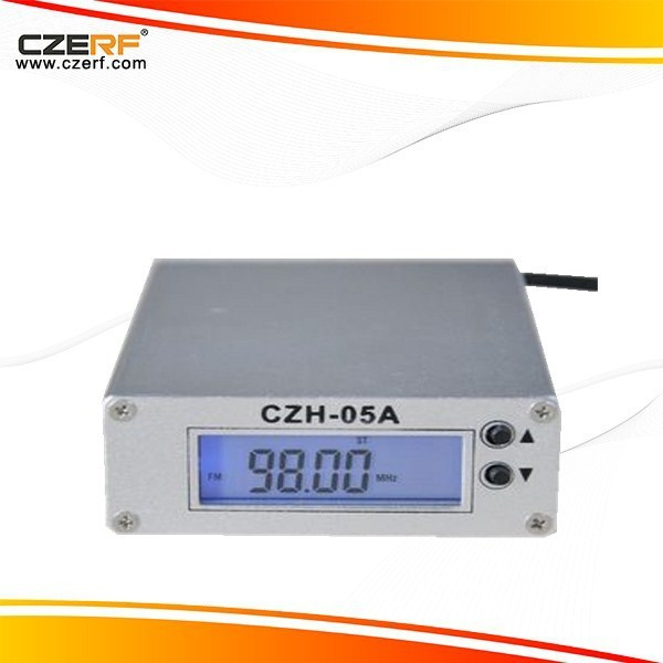 Classic Free Shipping CZE-05A 0.5W Silver FM Transmitter Kits