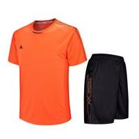 Kids Soccer Jerseys Men survetement Football Kits Child Futbol Training pants Maillot De Foot Jersey Uniforms Set $1.8 DIY print