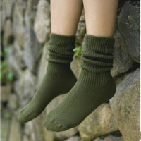 2017 Women Winter Socks Animal Cotton Middle Socks Fashion Socks 6 Pairs