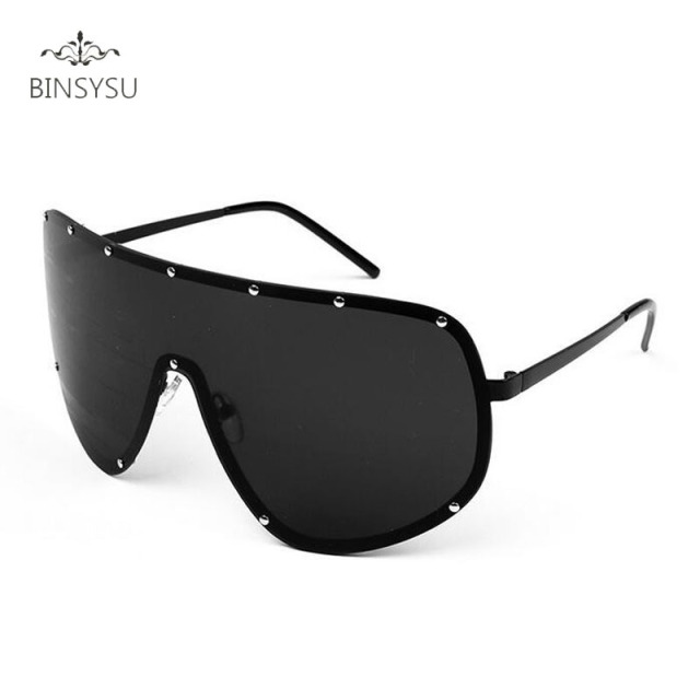 bc28a150292 Super Big Frame Polarized Sunglasses Men Classic UV400 Trend Stars Wear Sun  Glasses Women Large Frame Outdoor Sunglass Goggles