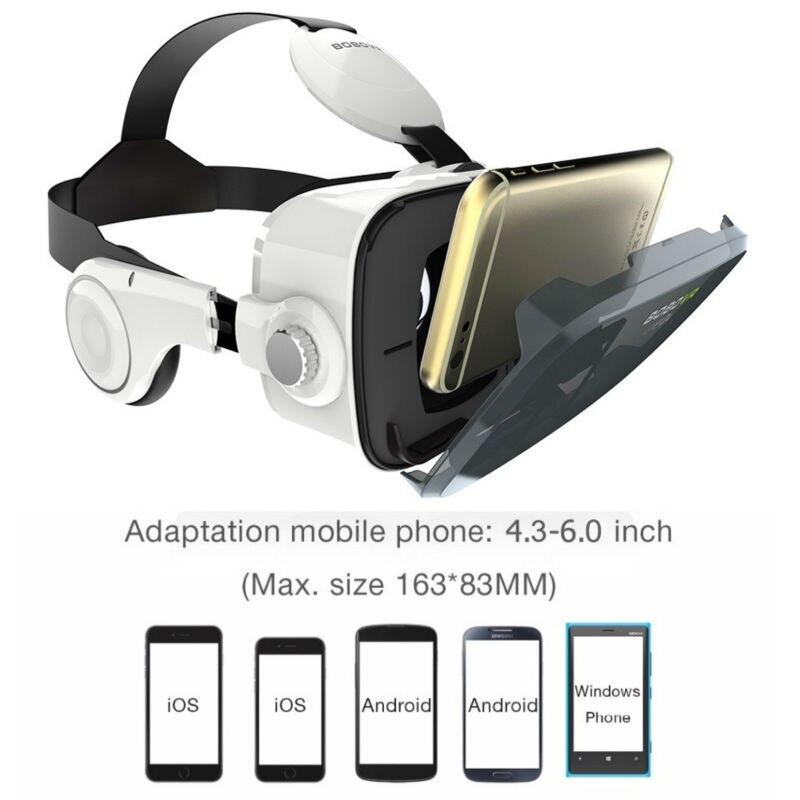 VR BOX BOBOVR Z4 Virtual Reality goggles 3D Glasses Google cardboard BOBO VR GLASSES Z4 Headset for 4.3 - 6.0 inch smartphones 19