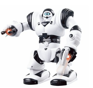 Image 2 - ขนาดใหญ่เด็กซูเปอร์ฮีโร่หุ่นยนต์เดินหุ่นยนต์ไฟฟ้าด้วย Light เพลงของเล่นดนตรีเด็กทารกผู้ใหญ่ Action Figures