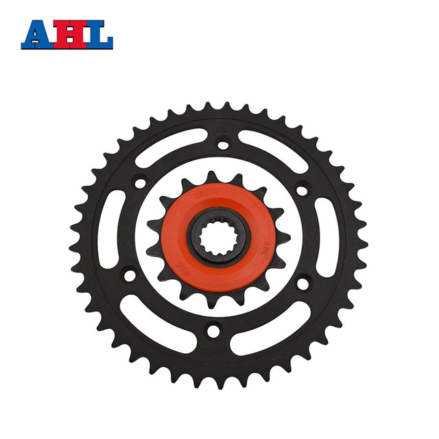 racing motorcycle parts front & rear sprocket star 43 15 teeth for suzuki  drz 400 dr z 400 sprockets fit 520 drive chain-in sprockets from  automobiles