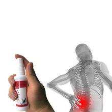 50ml Musk Essential Oil Analgesic Spray Medicine Cold Compress Ease Pain Balm Legs Ached Migraine Knee Lumbago Arthralgia Care