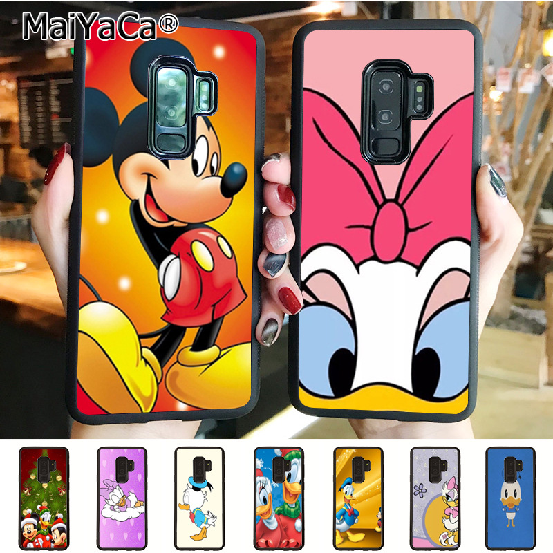 Phone Bags & Cases Lovely Maiyaca Tv Character Singer Novelty Fundas Phone Case Cover For Samsung Galaxy S8 S7 S6 S6edge Mobile Phone Cover Half-wrapped Case
