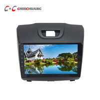 IPS 2.5D Screen Octa core T8 Android 8.1 Car DVD Player for Chevrolet Colorado S10 Trailblazer ISUZU D max MU X 2012 2017 Radio