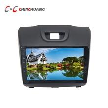 IPS 2.5D Schermo Octa-core T8 Android 8.1 Lettore DVD Dell'automobile per Chevrolet Colorado S10 Trailblazer ISUZU D- max MU-X 2012-2017 Radio