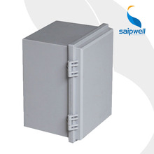 2014 superior quality SP-WT-201513 CE Approved Hinge type buckle Waterproof Box/Instrument Enclosures/Junction box ABS material