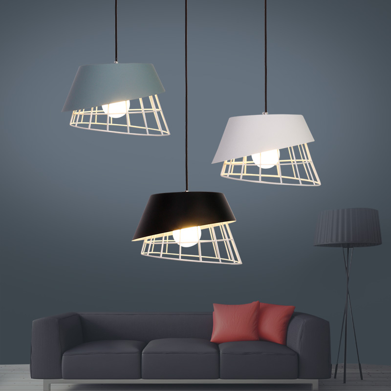 Nordic lighting atmosphere simple living room lamp home bedroom restaurant creative personality lightingNordic lighting atmosphere simple living room lamp home bedroom restaurant creative personality lighting