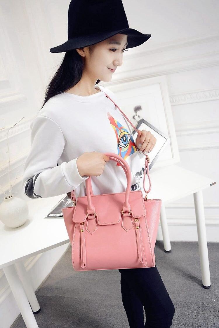ombro feminino trapézio alta qualidade totes saco