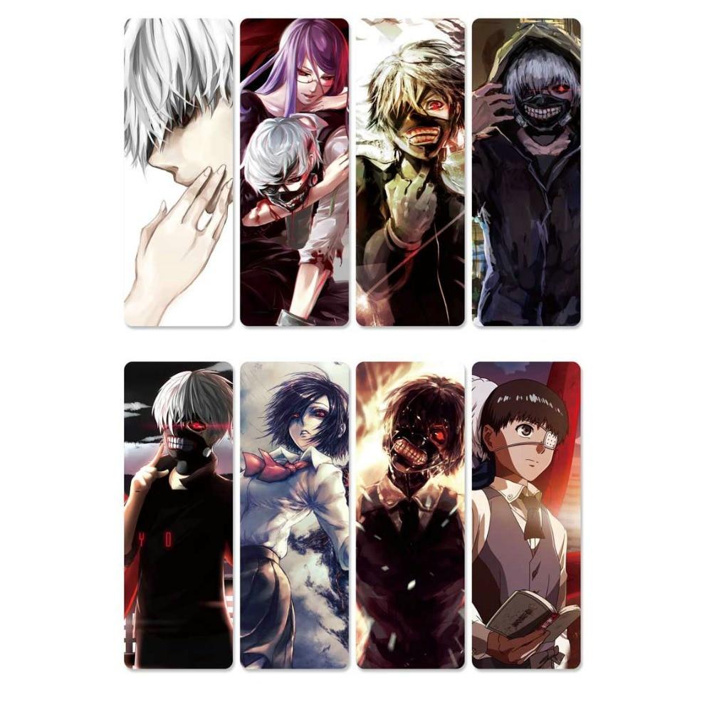 36pcs//set Bookmarks of  Tokyo Ghoul book mark B