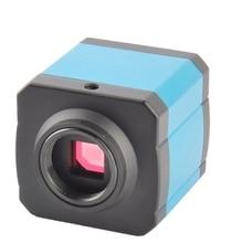 14Mp Hdmi 1080P Hd Usb Digital Industry Microscope Camera Tf Card Video Microscope Camera/Eu Plug