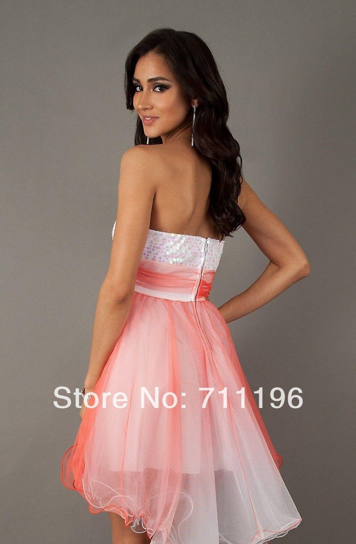 Moda baile vestidos largos barato súper ventas dos piedra una línea ...