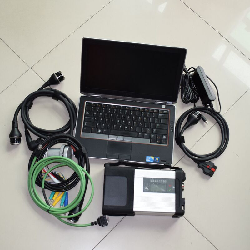 diagnostic star c5 compact 5 WITH laptop e6320 4g i5 with software super ssd full set ready to use wifi support best quality