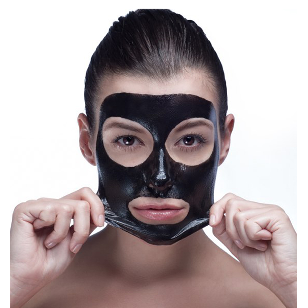 QORENY 5pc Blackhead face mask Acne Blackhead Remover Peel Off Mask Kill Acne Blackhead Dead Skin Oil Skin Mask USA Brand Seller