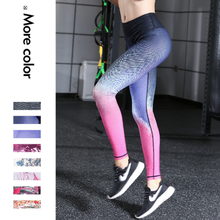 2019 Sexy Pants Women Running Leggings Sports Trousers Female  Fitness Clothing Workout Legins Sport Sportswear