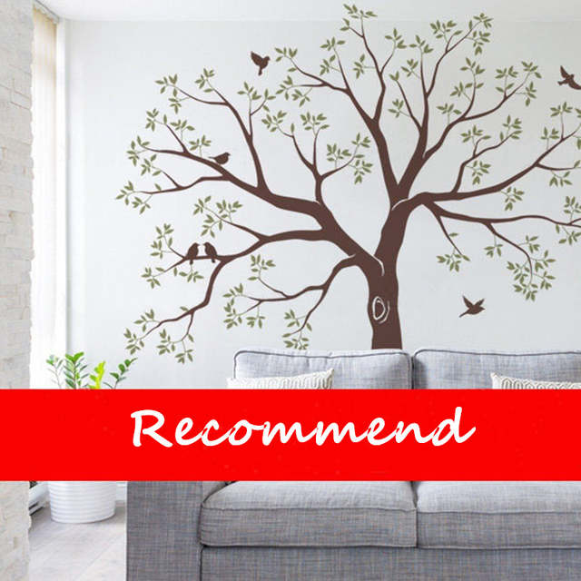 online shop huge family tree wall decal vinyl stickers decor