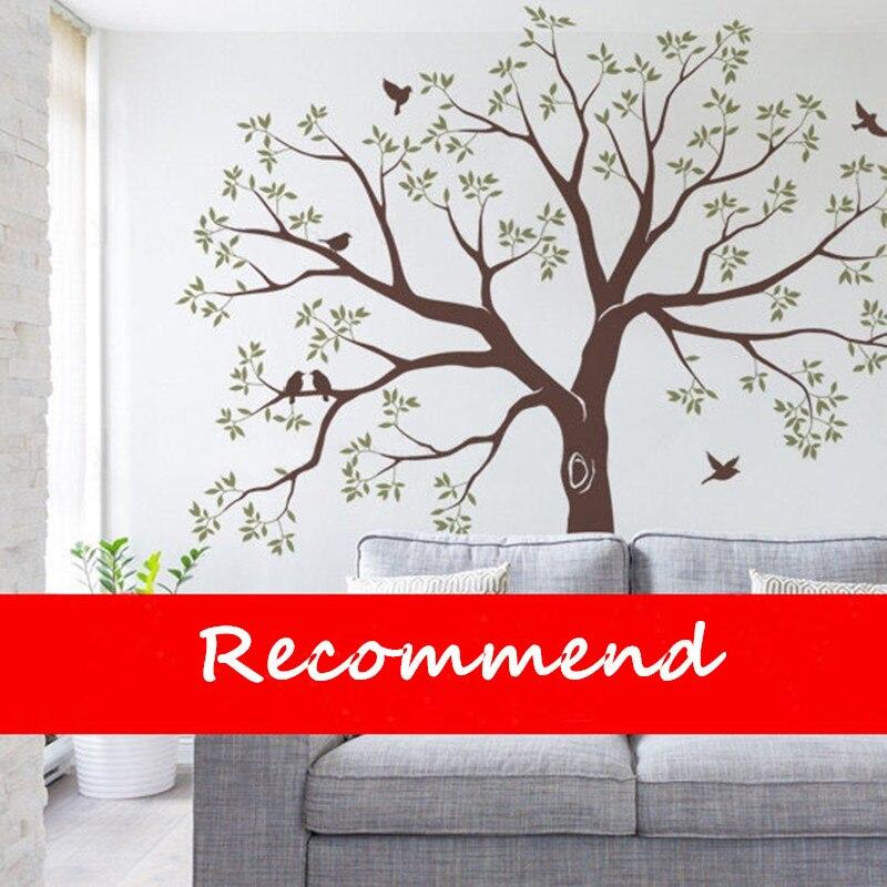 riesige familie baum wand aufkleber vinyl aufkleber dekor treppe familie baum aufkleber baum. Black Bedroom Furniture Sets. Home Design Ideas