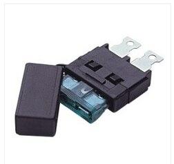 Automobile inverter power supply fuse seat, automobile fuse ... on