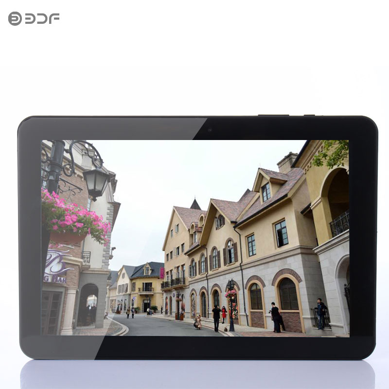 BDF 10.1 inch Android 6.0 Tablet PC 32GB WIFI tablets PC quad core 1280x800 android tablet pc Mini computer 7 8 9 10 inch hbt3570100 universal 3 7v 3000mah built in battery for 7 8 9 10 10 1 tablet pc silver