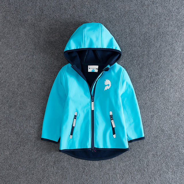 d856a5931 kids children toddler baby boys blue softshell jacket
