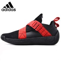 Original Adidas LS Buckle Apparel Pack Men's Basketball Shoes Sneakers DMX Outdoor Sports Breathable Cotton Lace Up Low F36843