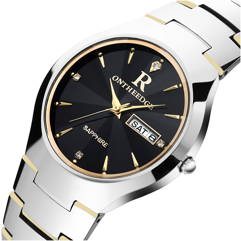 reloj hombre Mens Watches Top Brand Luxury Waterproof Sport Watches Men Clock Dress Men's Quartz calendar date Watch Male Hours цена