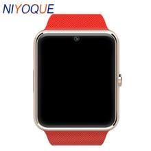 45c0c498f1e6 Bluetooth Smartwatch GT08 Smart Watch for iPhone 8 plus X Samsung S9 Note 9  xiaomi Android Phone Smartphones Reloj Inteligente