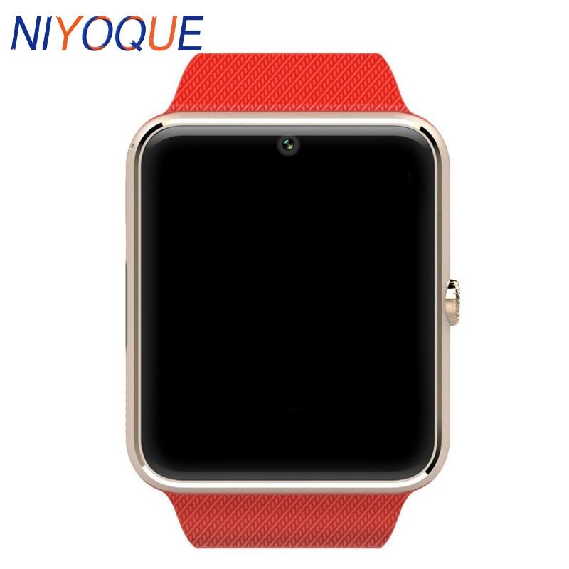 Bluetooth Smartwatch GT08 Smart Watch for iPhone 8 plus X Samsung S9 Note 9 xiaomi Android Phone Smartphones Reloj Inteligente