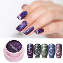 UR SUGAR 5ml Meteorite Wide Cat Eye Nail Gel Polish Shiny Glitter 3D Magnetic Varnish Soak Off UV LED Art Lacquer
