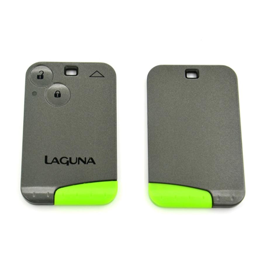 Цена за 2 фото Профессиональный Renault Laguna 2 ключ карты 433 мГц Renault Smart Laguna карта ключ автоматически Бесплатная доставка!!