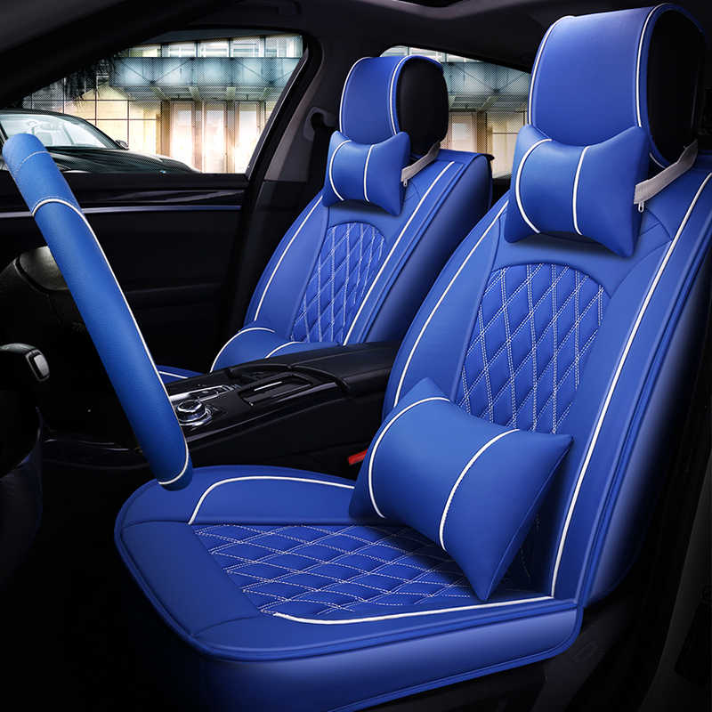 Detail Feedback Questions about 5 Seats automobiles Car Seat Cover