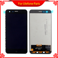 For Ulefone Paris LCD Display+Touch Screen Original Digitizer Glass Panel Assembly Ulefone paris 1280x720 HD 5.0inch Cell Phone