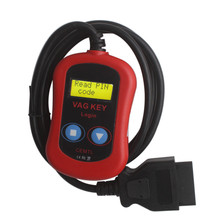 New VAG Key Login Vag Pin Code Reader for VAG Groups Vehicles Key Programming Free Shipping