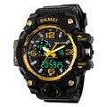 2016 Grandes Hombres del Dial del Reloj Digital S CHOQUE Reloj Militar Reloj de Los Hombres Fecha de Calendario Resistente Al Agua LED Relojes Deportivos hombres
