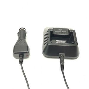 Image 3 - Baofeng UV 5R USB araç pil şarj cihazı için Baofeng UV 5R 5RE F8 + DM 5R Walkie Talkie UV5R Ham radyo DMR iki yönlü telsiz aksesuarları