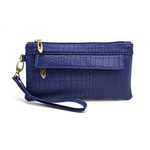 SUONAYI Fashion Female wallet Women Wallets 2017 Long Dull Retro PU Leather Wallet Clutch Coin Purse Ladies Zipper purse